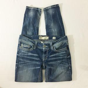 P30 BKE Stella Skinny Jeans